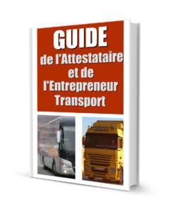 Guide de l'Attestataire et de l'Entrepreneur Transport