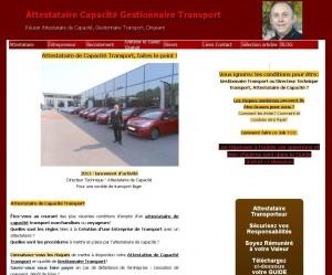 Création transport autre site