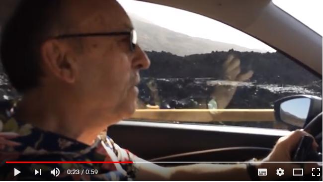 Attestataire capacité gestionnnaire transport vers El Teide