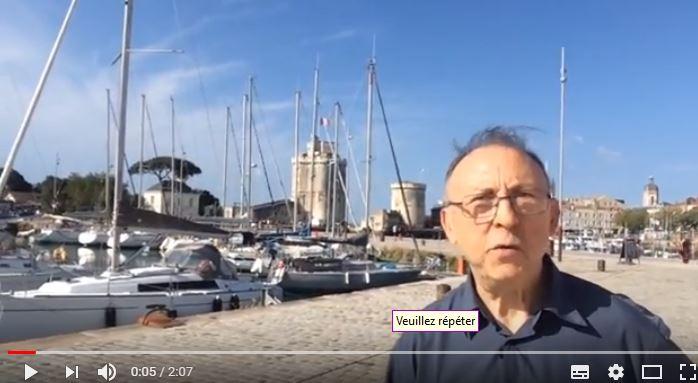 Gestionnaire Transport, la Rochelle, YouTube