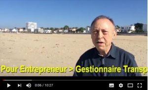 Entrepreneur transport