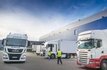 Création de filiales de transport en France pour transporteurs britaniques