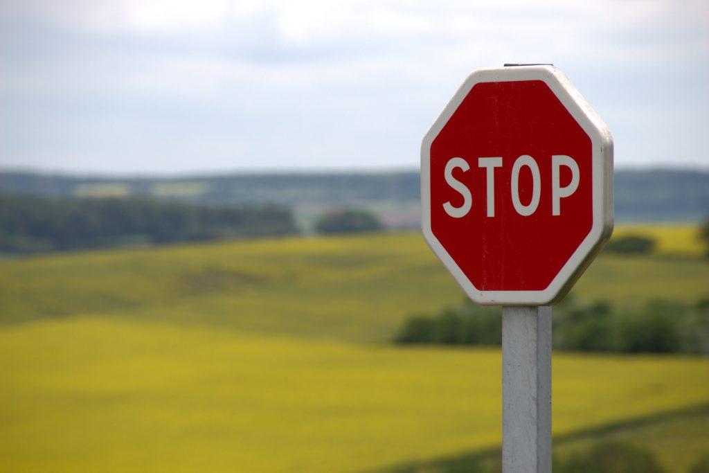 Stop courriel